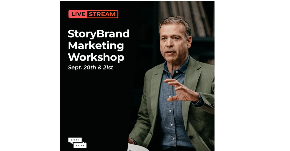 StoryBrand LiveStream